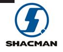 Дверь правая в сборе металл Shacman
