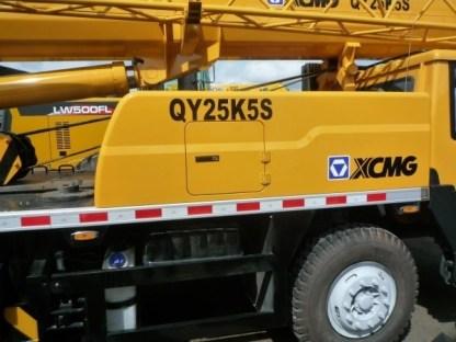 автокран xcmg 50 тонн