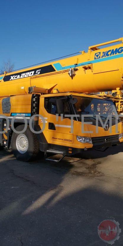 автокран 200-250 тонн купить