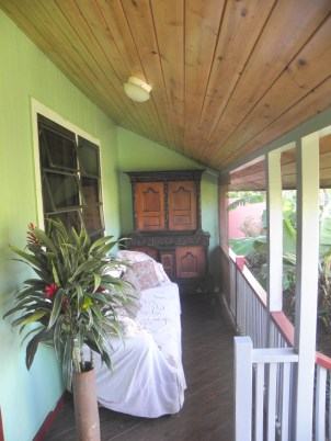 Porch - Dream Come True on Lanai