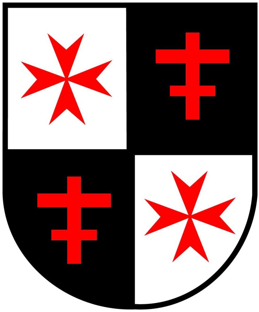 Ordenswappen des Deutschen Tempelherrenordens