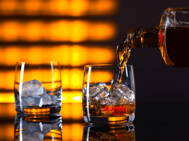 Does Ice Float in Whiskey?