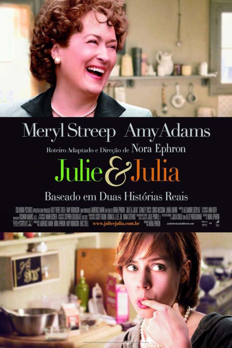 Cartaz do filme Julie & Julia