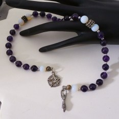 Night Sky Goddess Rosary