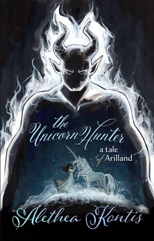 The Unicorn Hunter cover