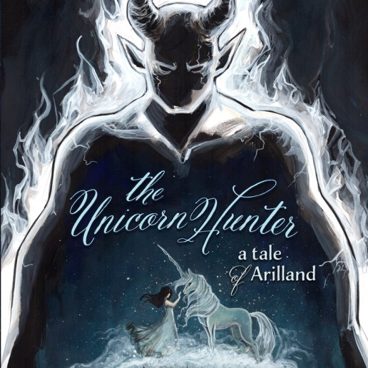 The Unicorn Hunter cover