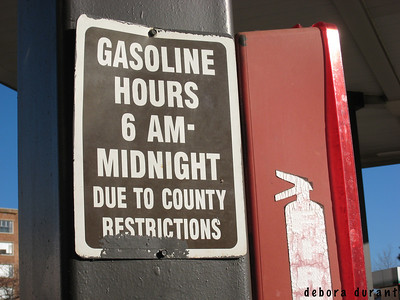gas hour restriction