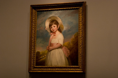 portrait at the national gallery of art