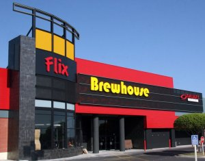 Flix - Theater Exterior 2