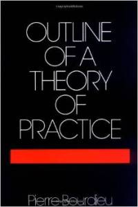 Bourdieu - OutlineTheoryPractice