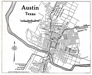 Austin Map 1920 (WikiCommons)