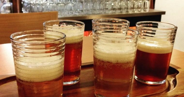 Global Craft Beer on a Sea of IPA: Sameness Masquerading as Difference?