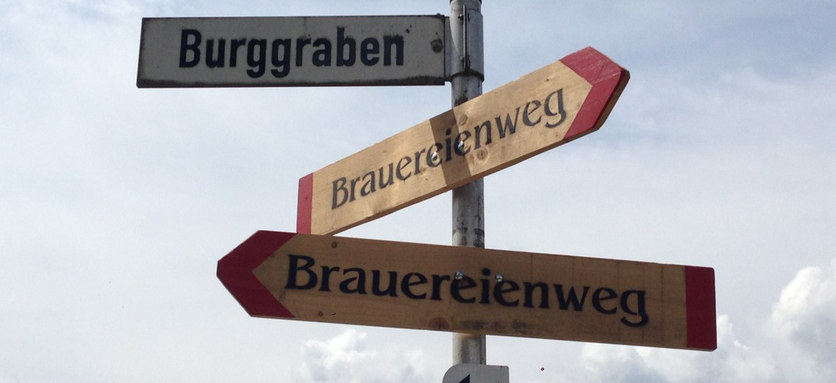 Will Walk for Beer: Franconian Brews beyond Bamberg