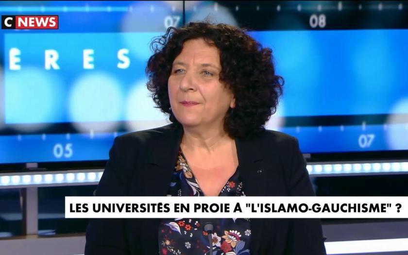 Cattura di screnu emiziona CNews 02/21