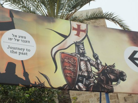 A Templar in Jaffa