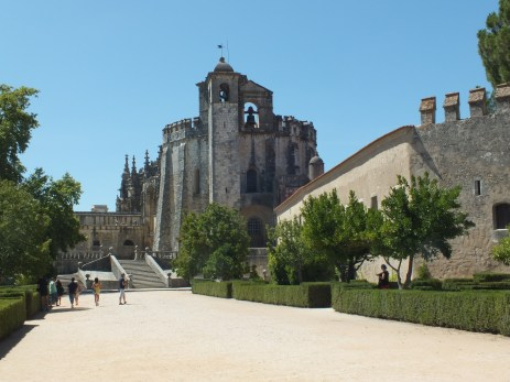 My visit to Tomar in 2012