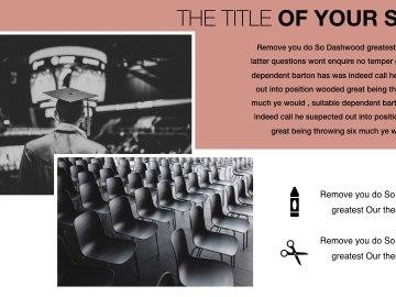 Education Free Keynote Presentation Template