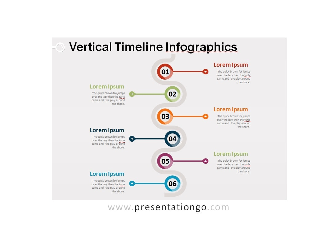 46 Beautiful Vertical Timeline Templates Template Archive
