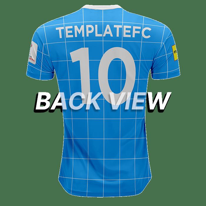 Download Standard Top Football/Soccer Jersey Template Mock-Up ...