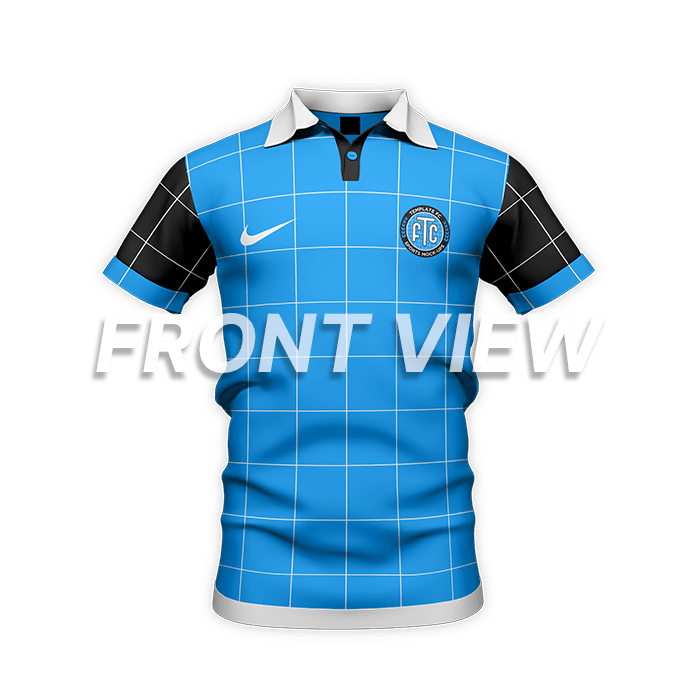 Download Collared Top Football/Soccer Jersey Template Mock-Up ...