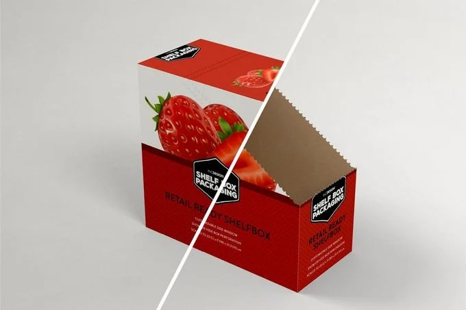 Download 40+ Awesome Box Mockups For Packaging Design - Templatefor