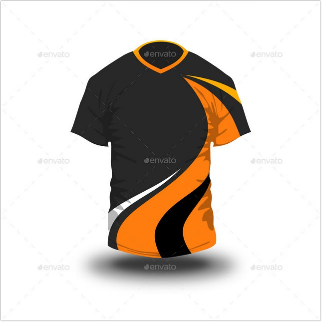 We know you feel good wearing your own 35 Awesome Jersey Mockup Psd Templates 2020 Templatefor