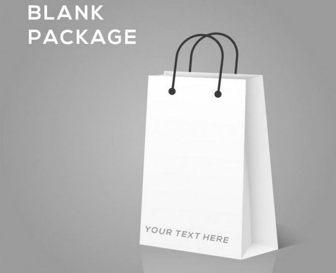 Paper bag mockups of shopping, gifts and food packages realistic vector design. 40 Best Shopping Bag Mockup Templates 2020 Templatefor