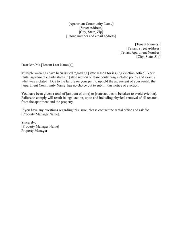 60 day apartment notice letter free download thecheapjerseys Images