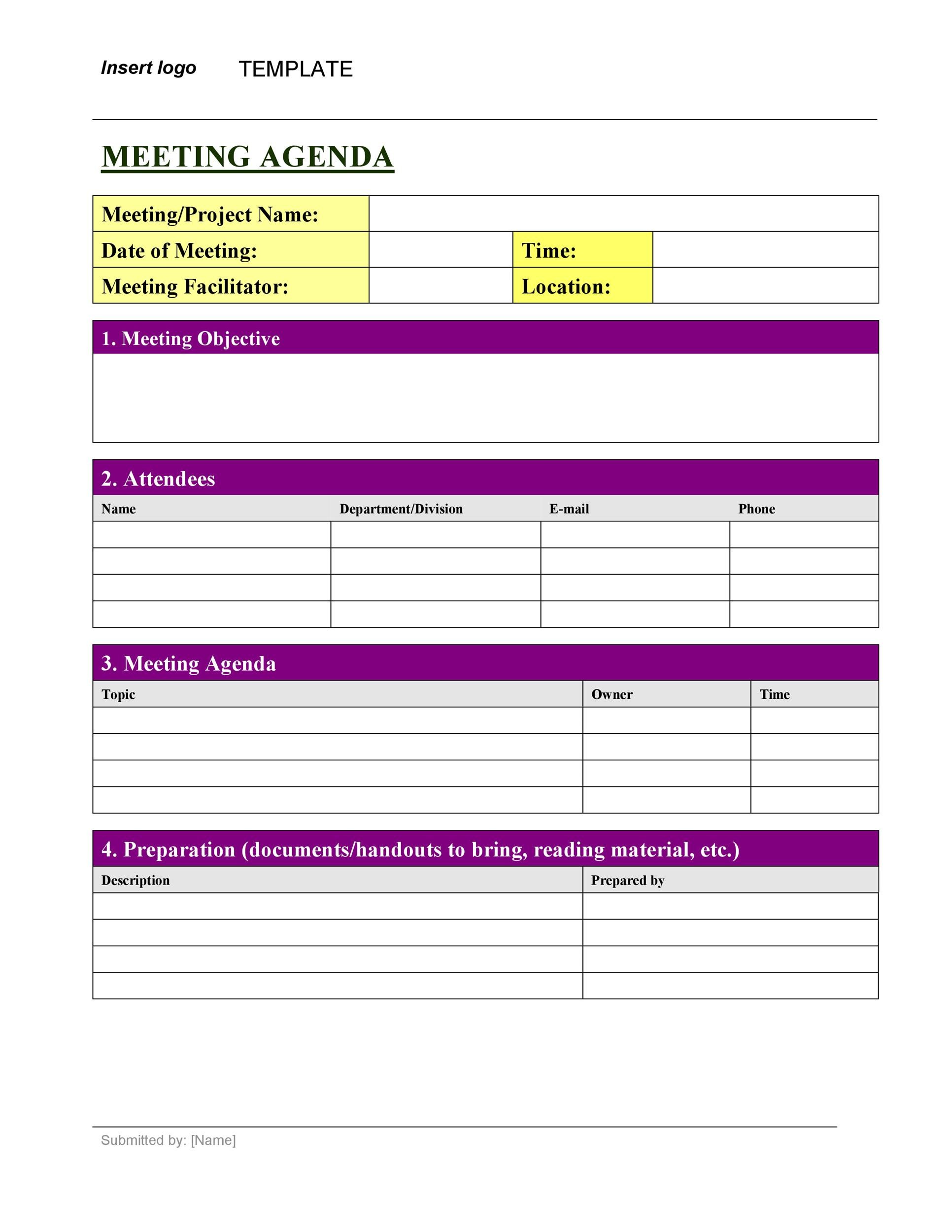 26 Handy Meeting Minutes Amp Meeting Notes Templates