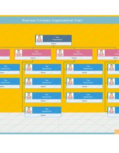 Free organizational chart template also templates word excel powerpoint rh templatelab