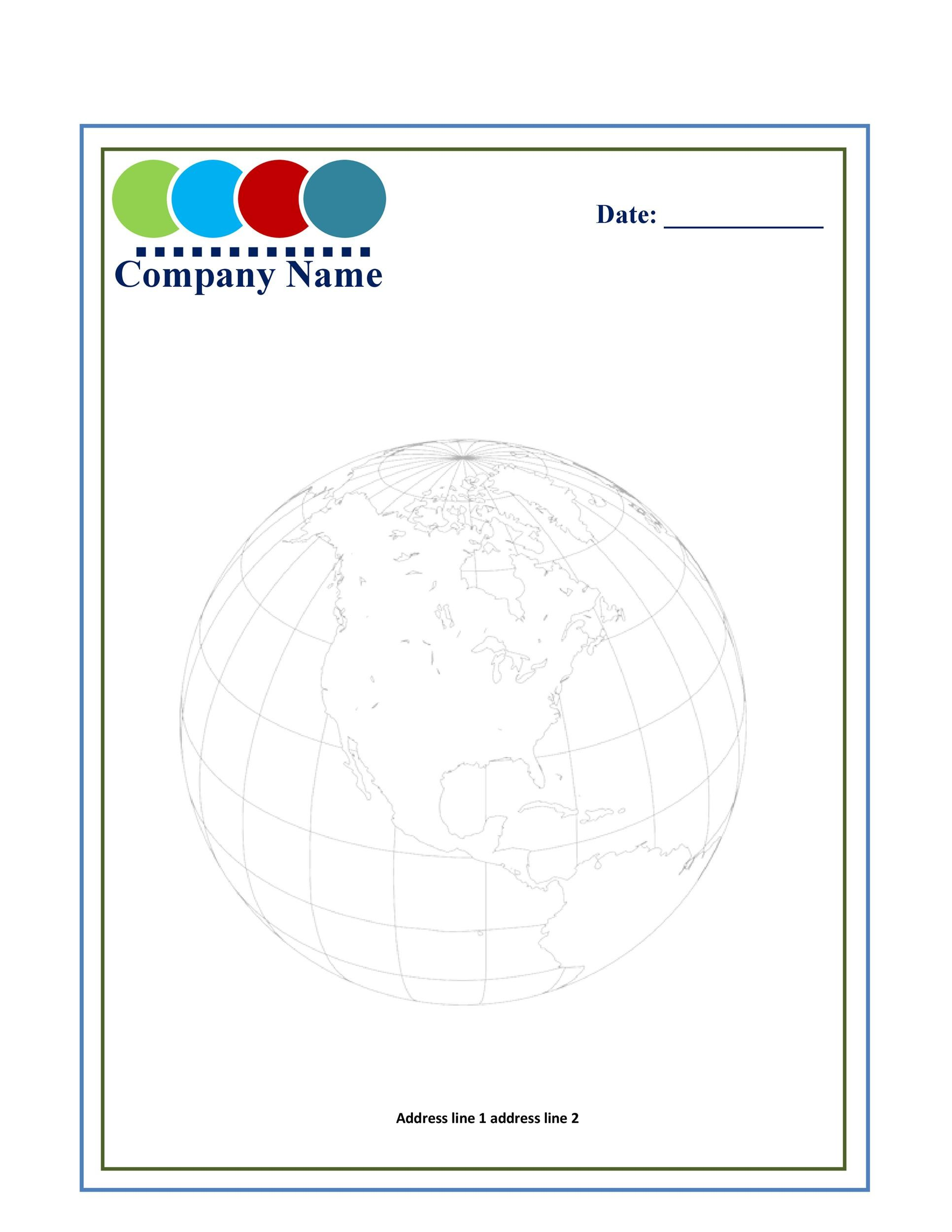 45+ Free Letterhead Templates & Examples (Company