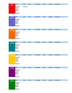 simple food diary templates log examples also sheet antal expolicenciaslatam rh