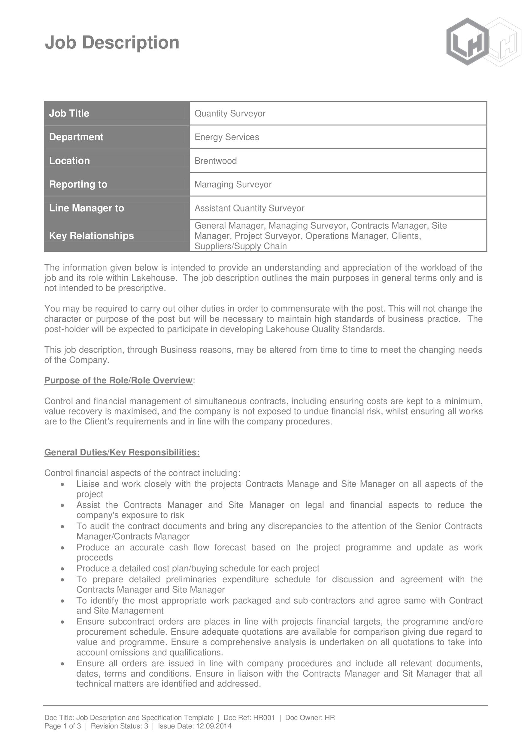 Finance Manager Job Description Job Analysis Of A Branch Manager Marketing Supervisor Free Job