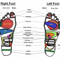 Blank Foot Diagram Ford Duraspark Ignition Wiring 31 Printable Reflexology Charts Maps Template Lab Free Chart 05