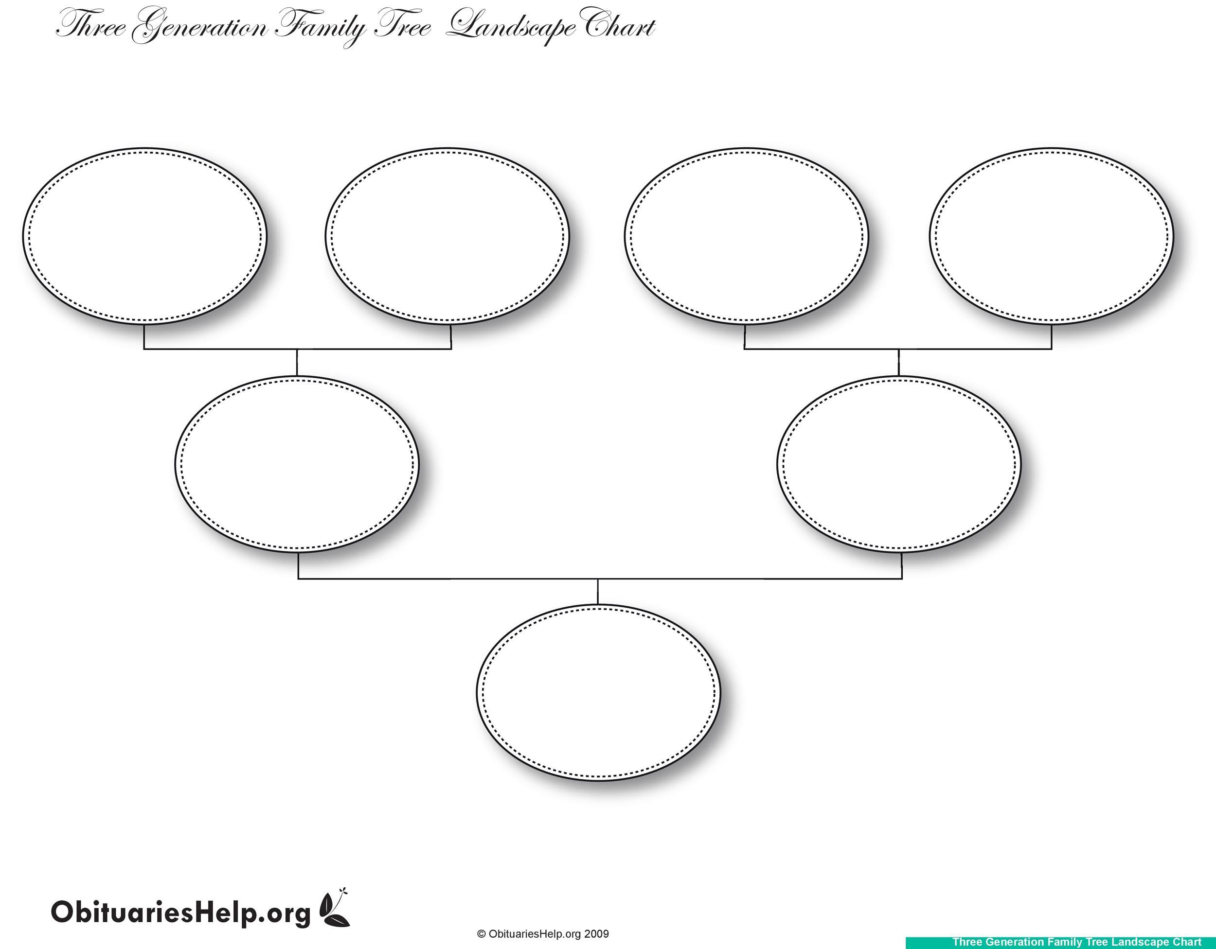 50+ Free Family Tree Templates (Word, Excel, PDF