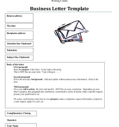 free formal business letter 03 [ 900 x 1165 Pixel ]