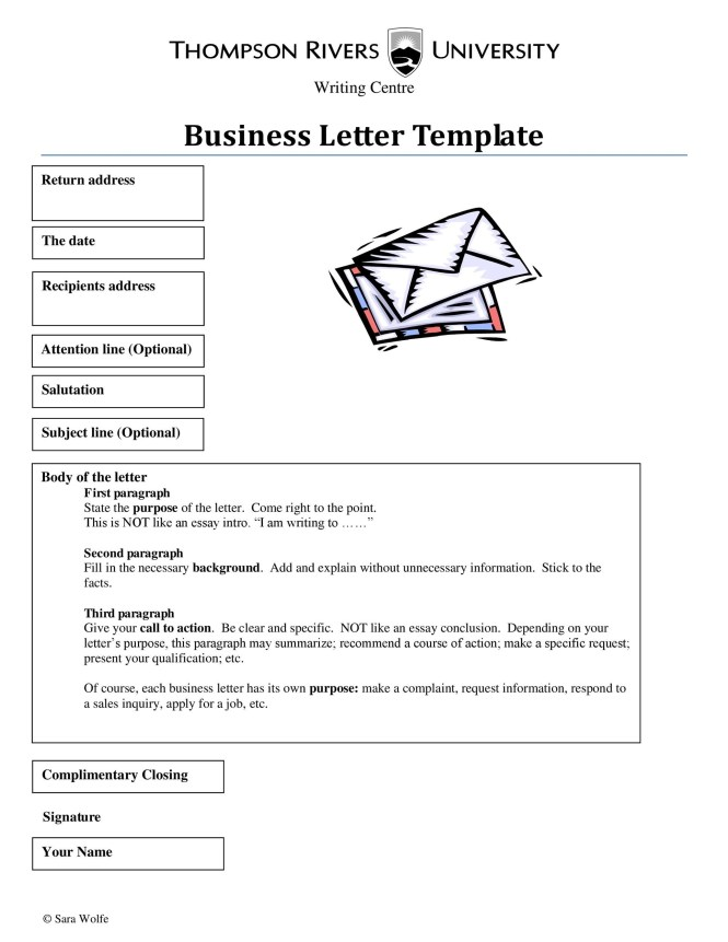 Examples Of A Complaint Letter - Cover Letter Sample