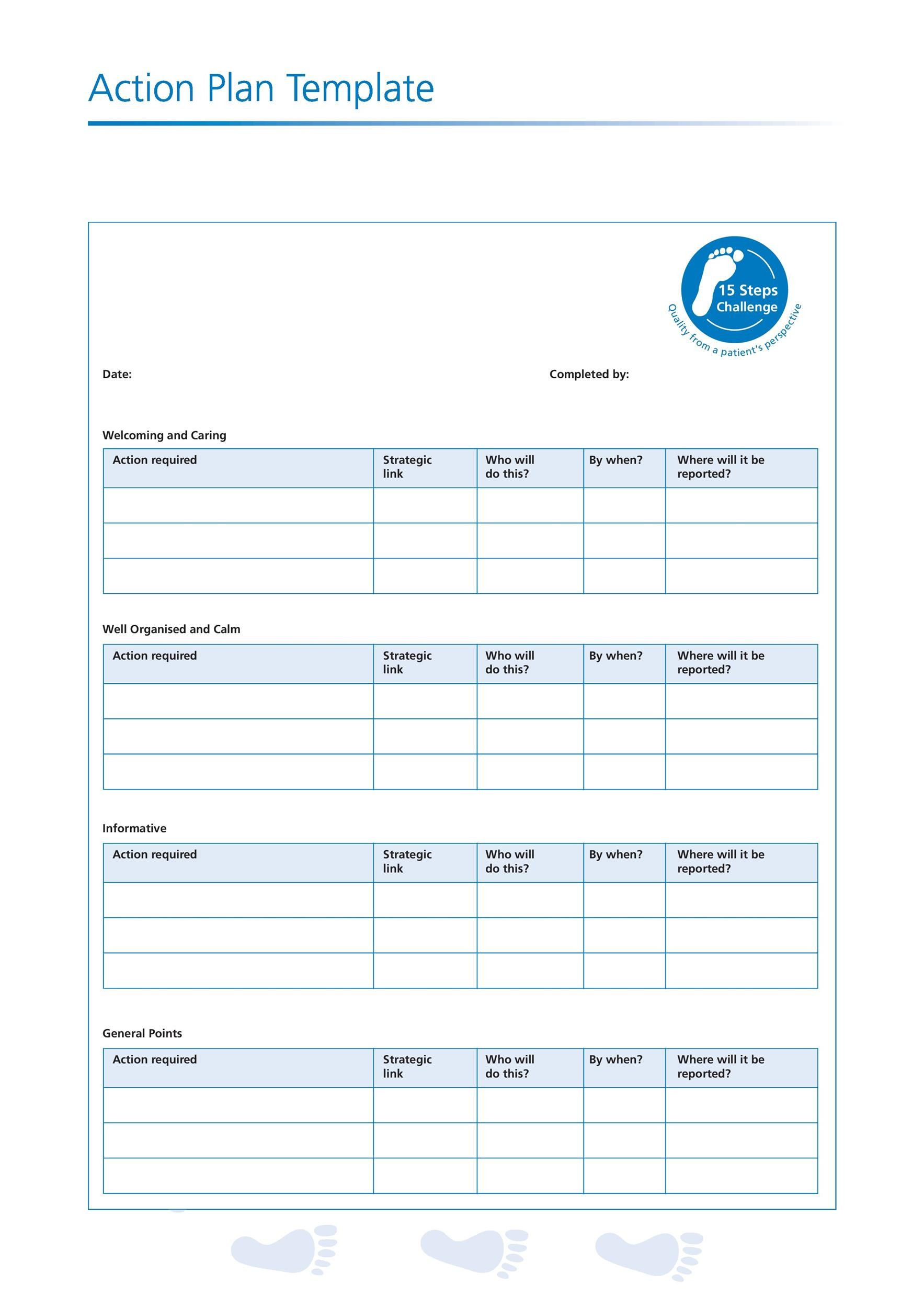 Business Plan Template Free Download Free Business Plan