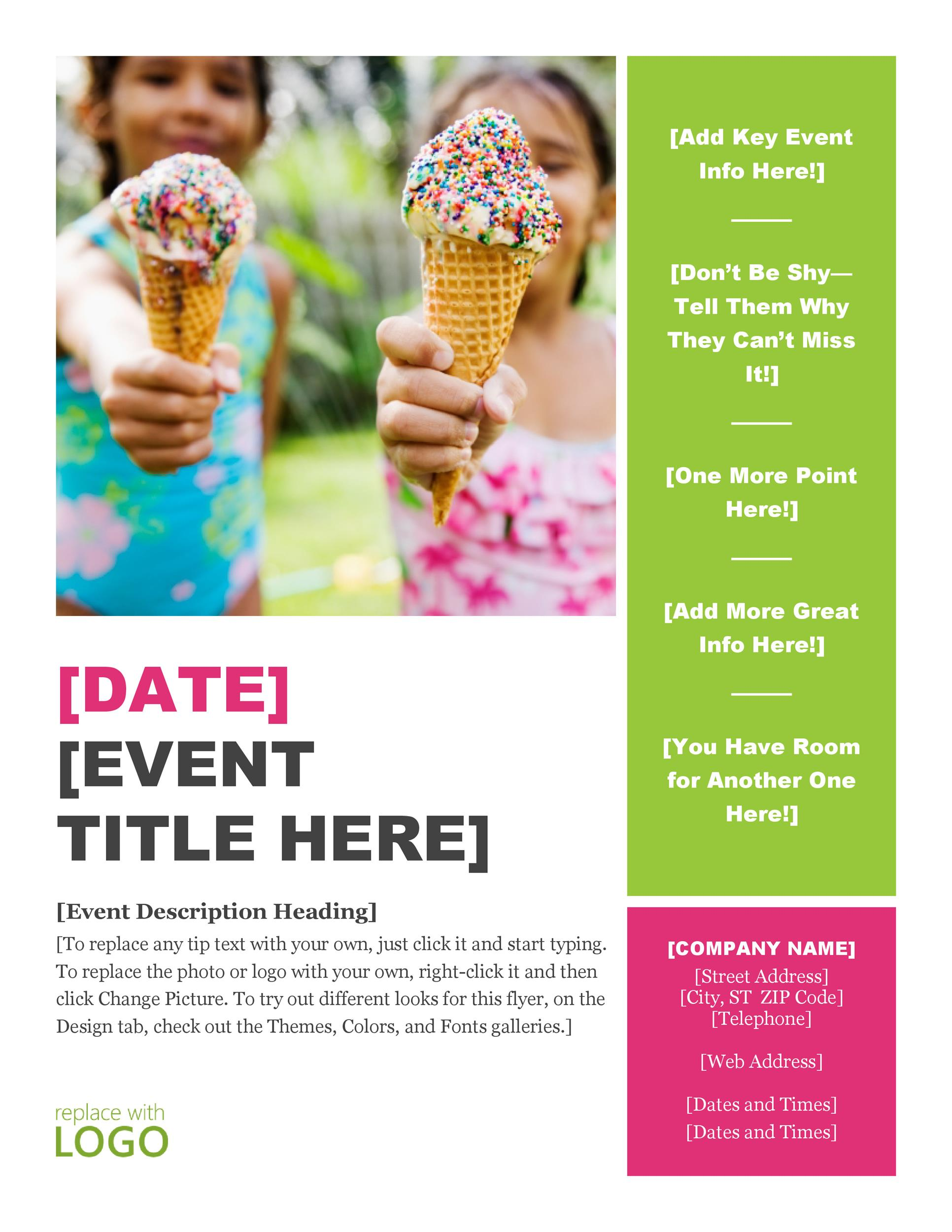 40+ Amazing Free Flyer Templates [event, Party, Business