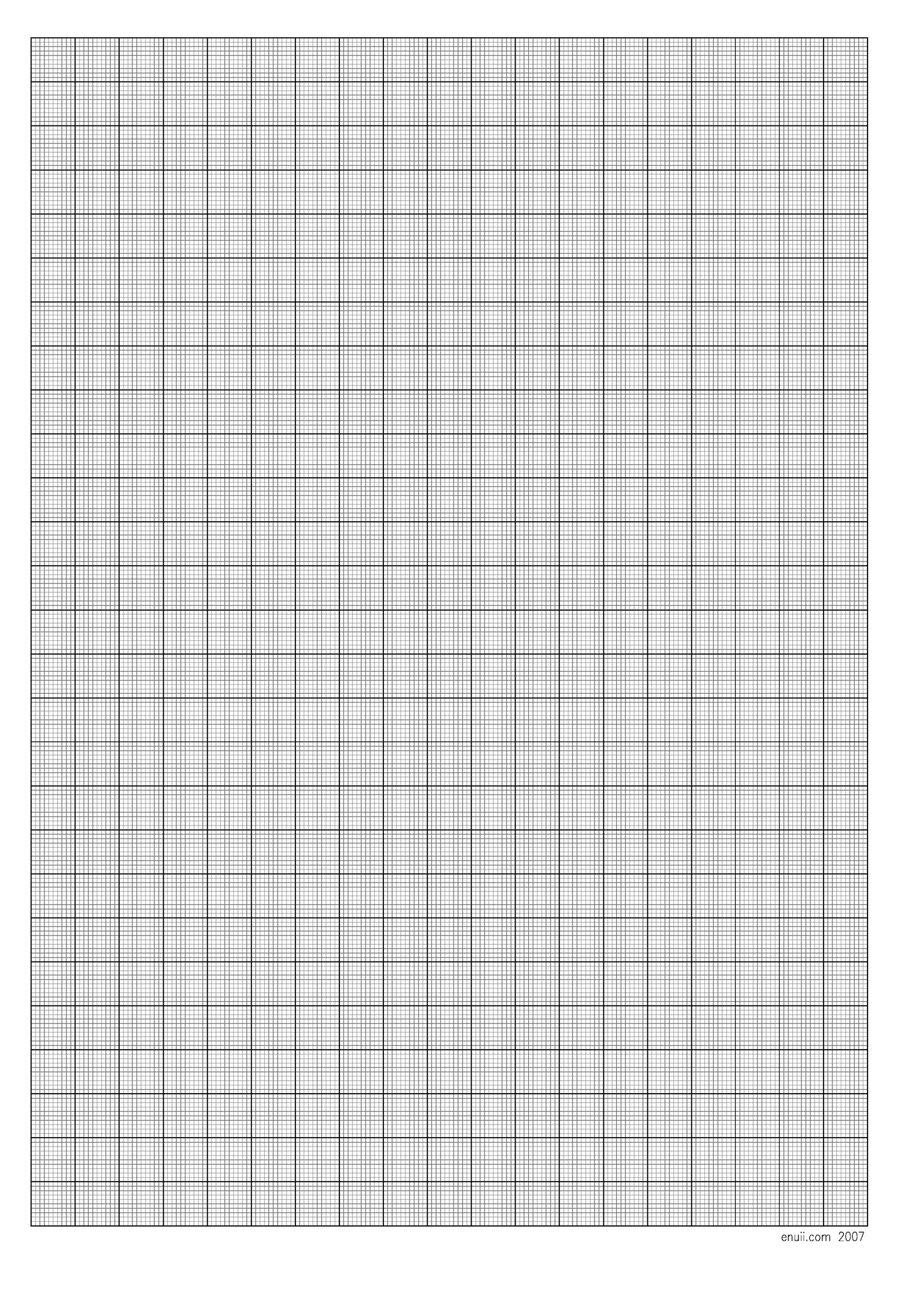 30 free printable graph