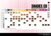 26 Redken Shades EQ Color Charts - Template Lab