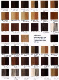 Hair Color Chart Redken - Redken color gels hair color ...