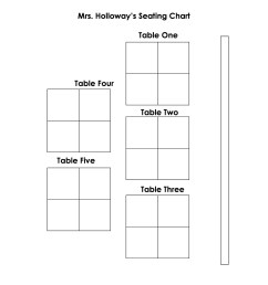 free seating chart template 09 [ 900 x 1165 Pixel ]