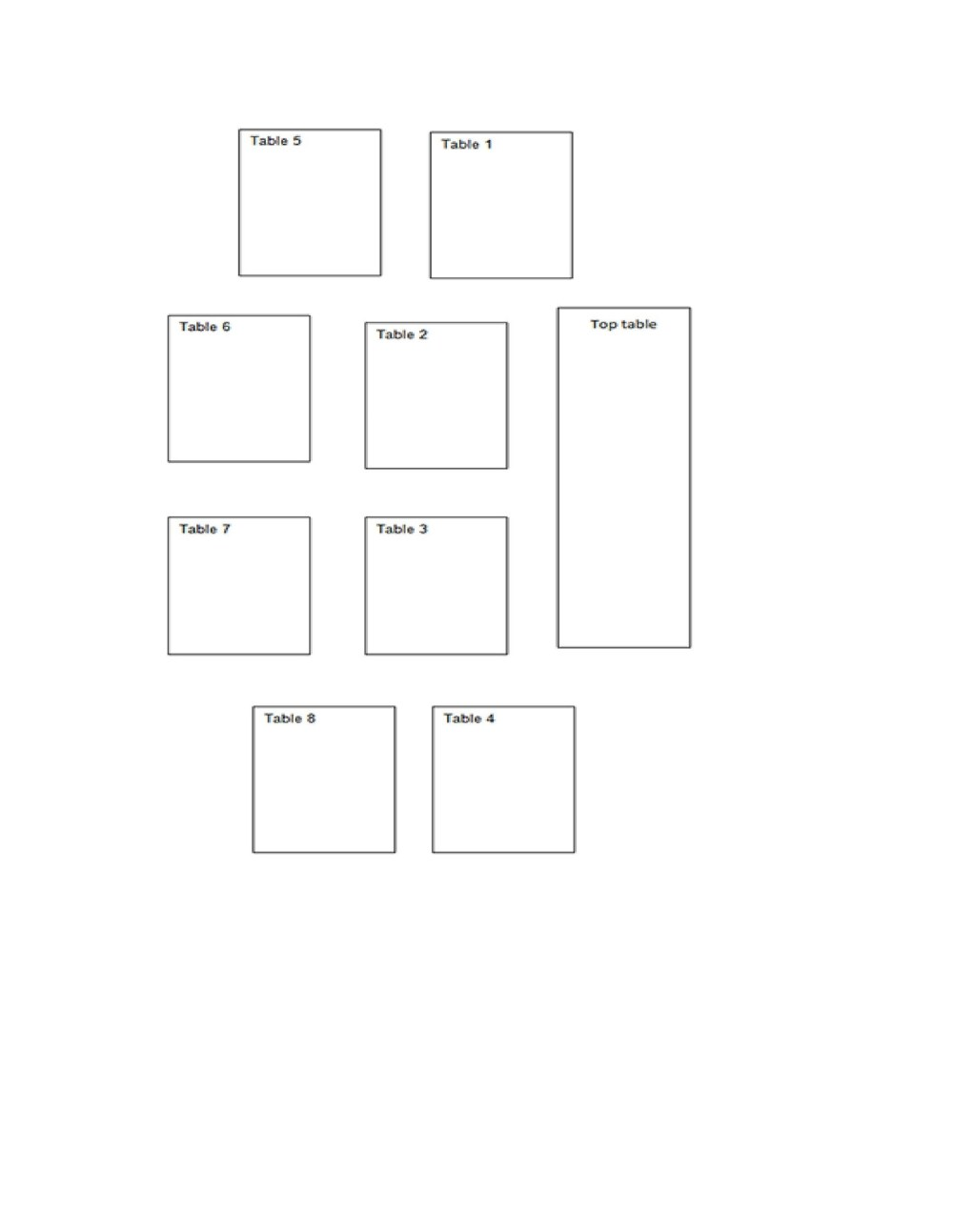 medium resolution of 40 great seating chart templates wedding classroom more free seating chart template 39