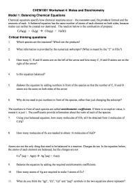 worksheet. Stoichiometry Worksheet Answer Key. Grass Fedjp ...