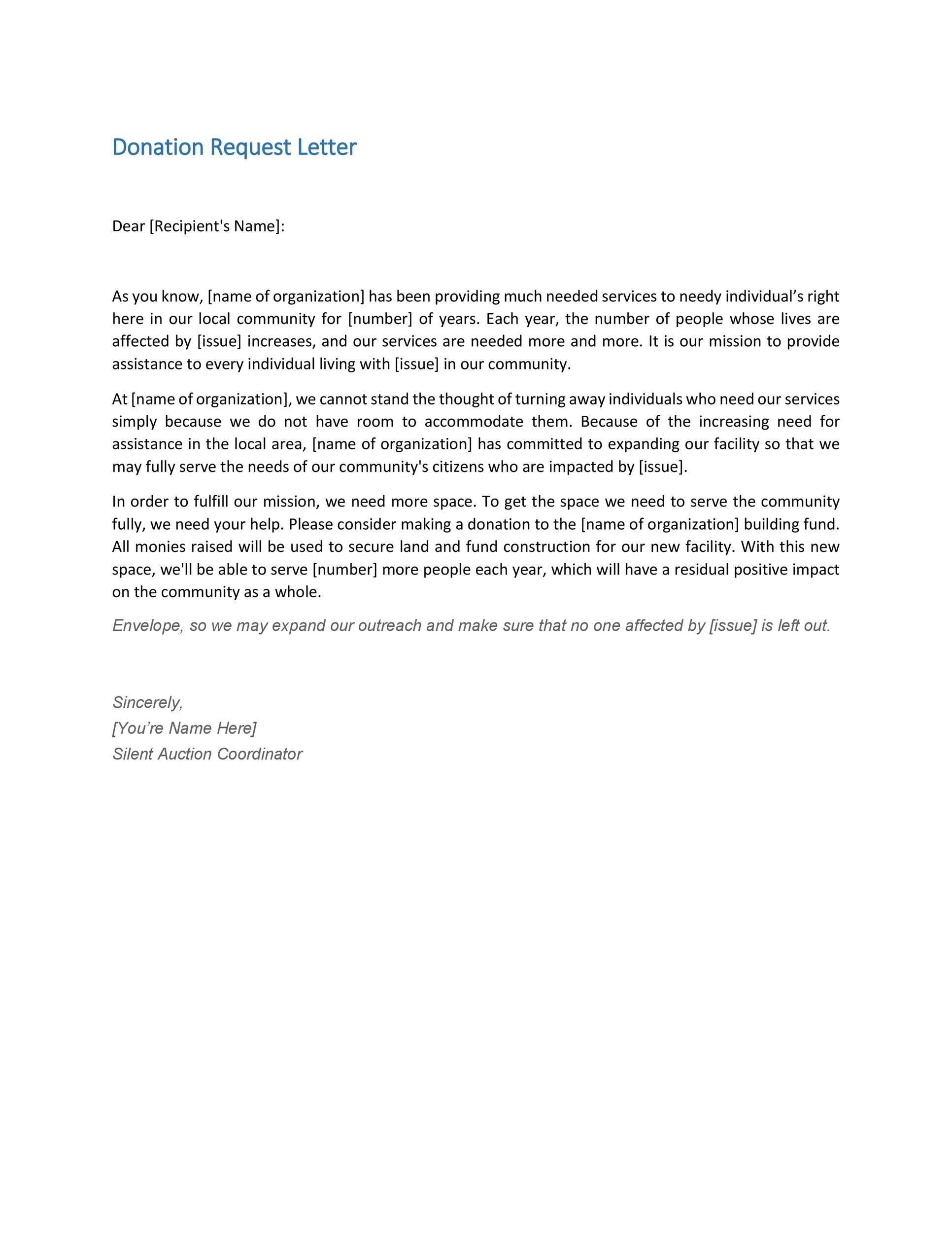 Hospital Doctors Letter Community