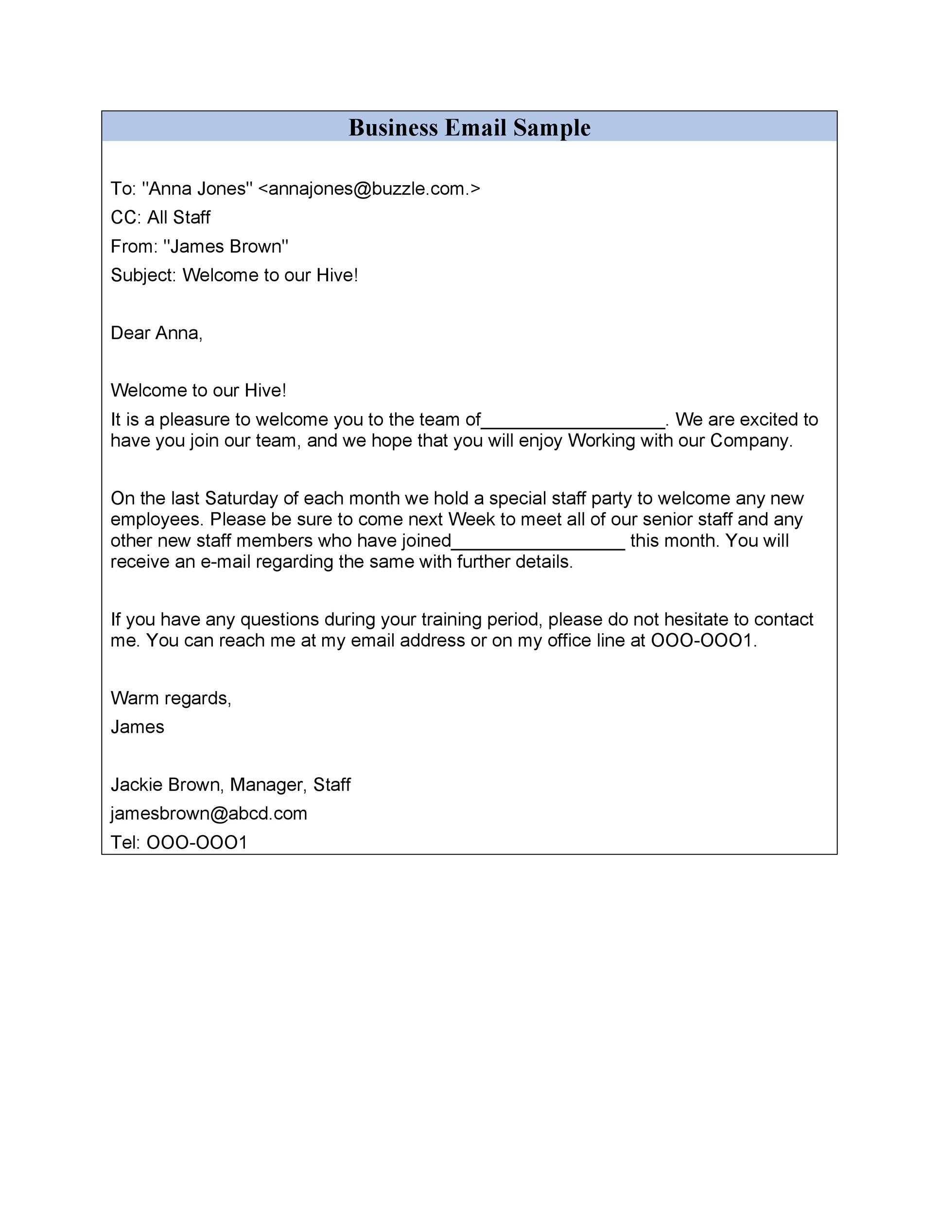 hight resolution of free professional email example 18