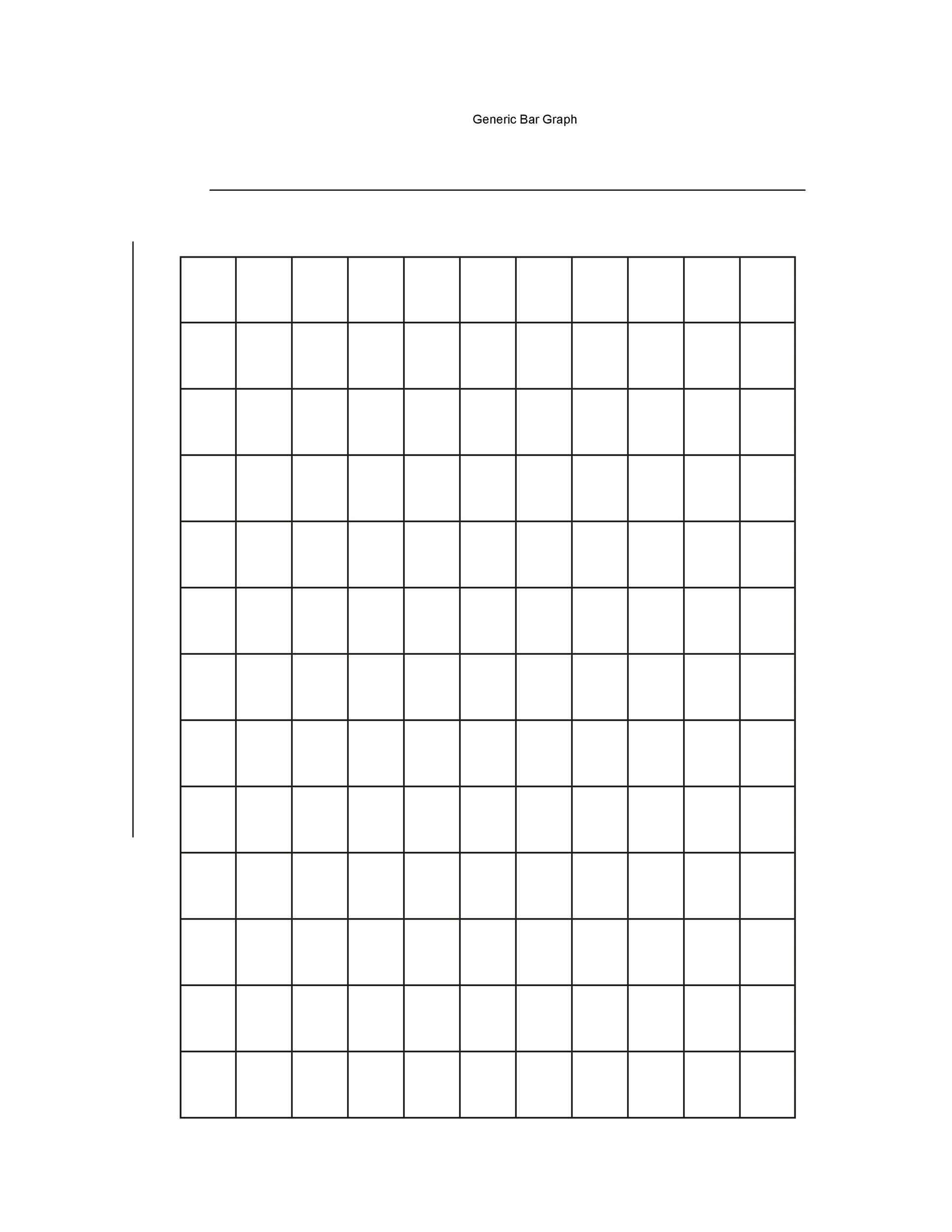 Bar Graph Template Printable That Are Ridiculous