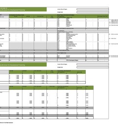 free film budget template 20 [ 2088 x 2108 Pixel ]