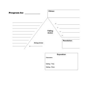 45 Professional Plot Diagram Templates (Plot Pyramid) ᐅ